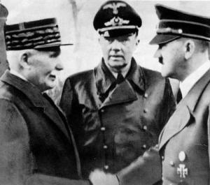 24 octobre 1940 : le maréchal Pétain rencontre Adolf Hitler à Montoire